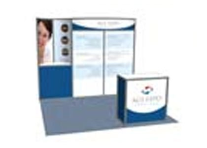 10 x 10 Booth
