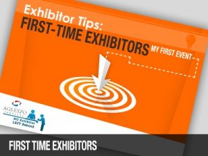First Time Exhibitors