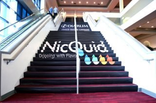 Sponsorship Staircase at TPC 2015