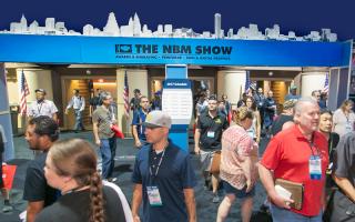 THE NBM SHOW Entrance