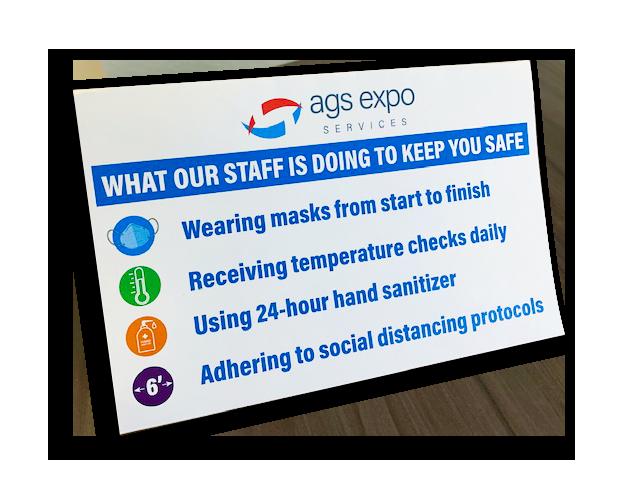 AGS Event Advantages